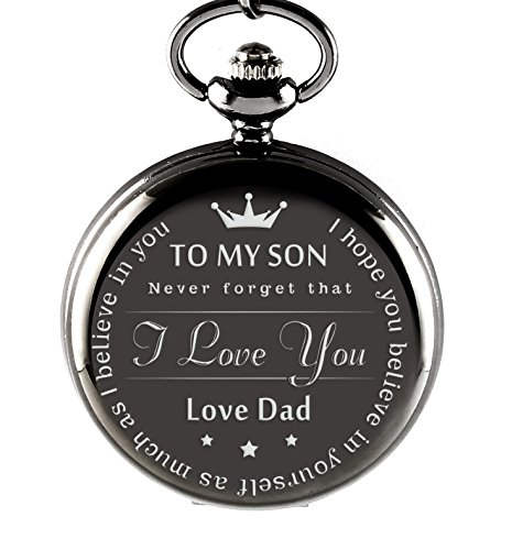 To My Son Love Dad Gift